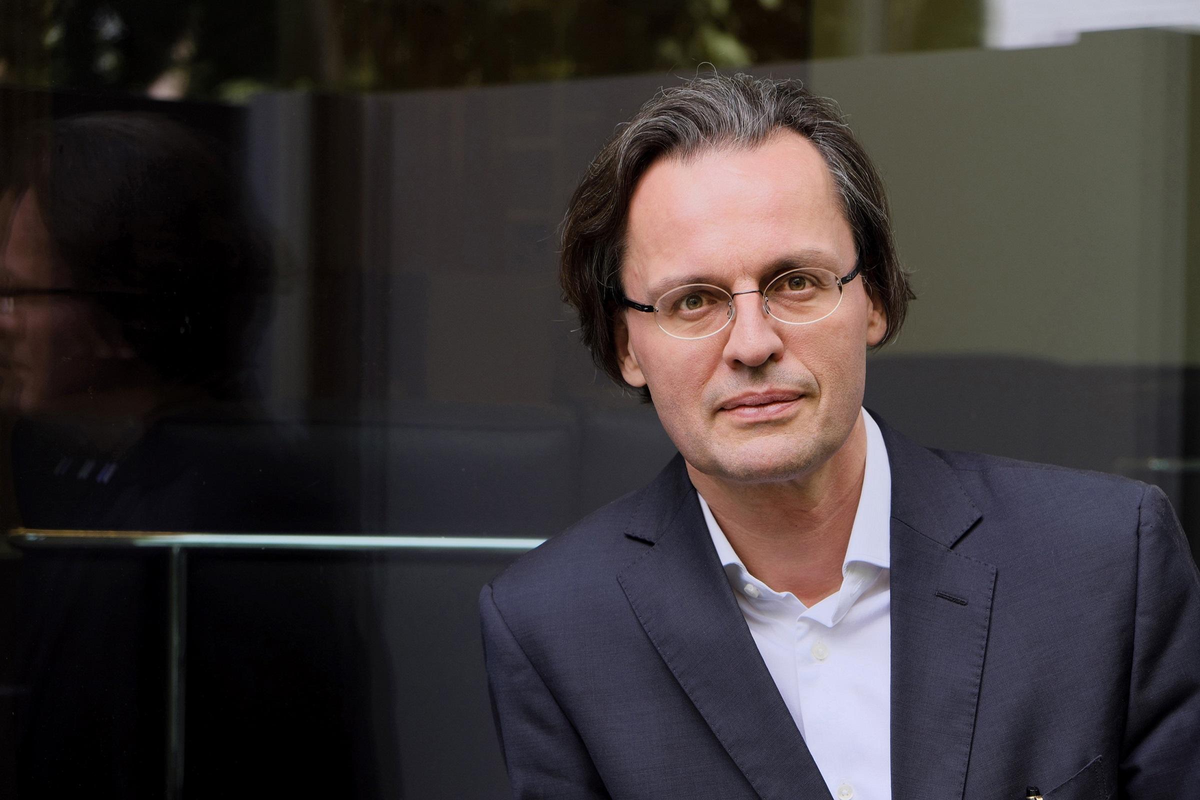 Medienwissenschaftler Bernhard Pörksen (Foto: Peter-Andreas Hassiepen)