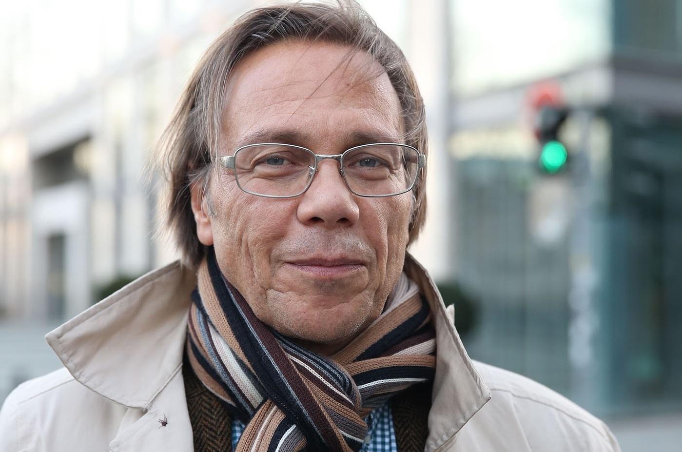 Harald Welzer (Foto: Jens Steingässer)